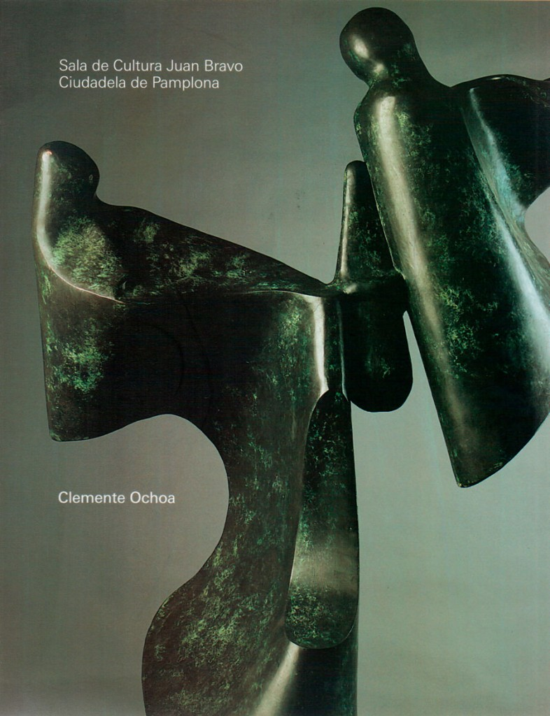 Clemente Ochoa, obra Ligereza 2001