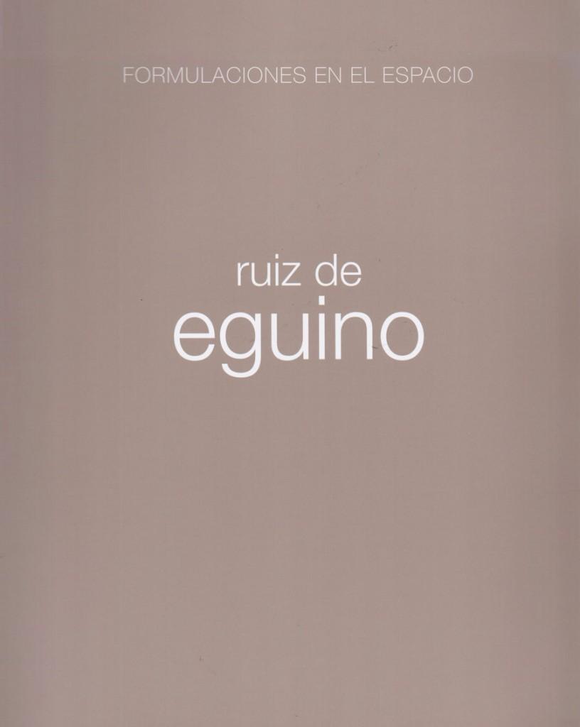 Ruiz de Eguino - Formulaciones en el espacio