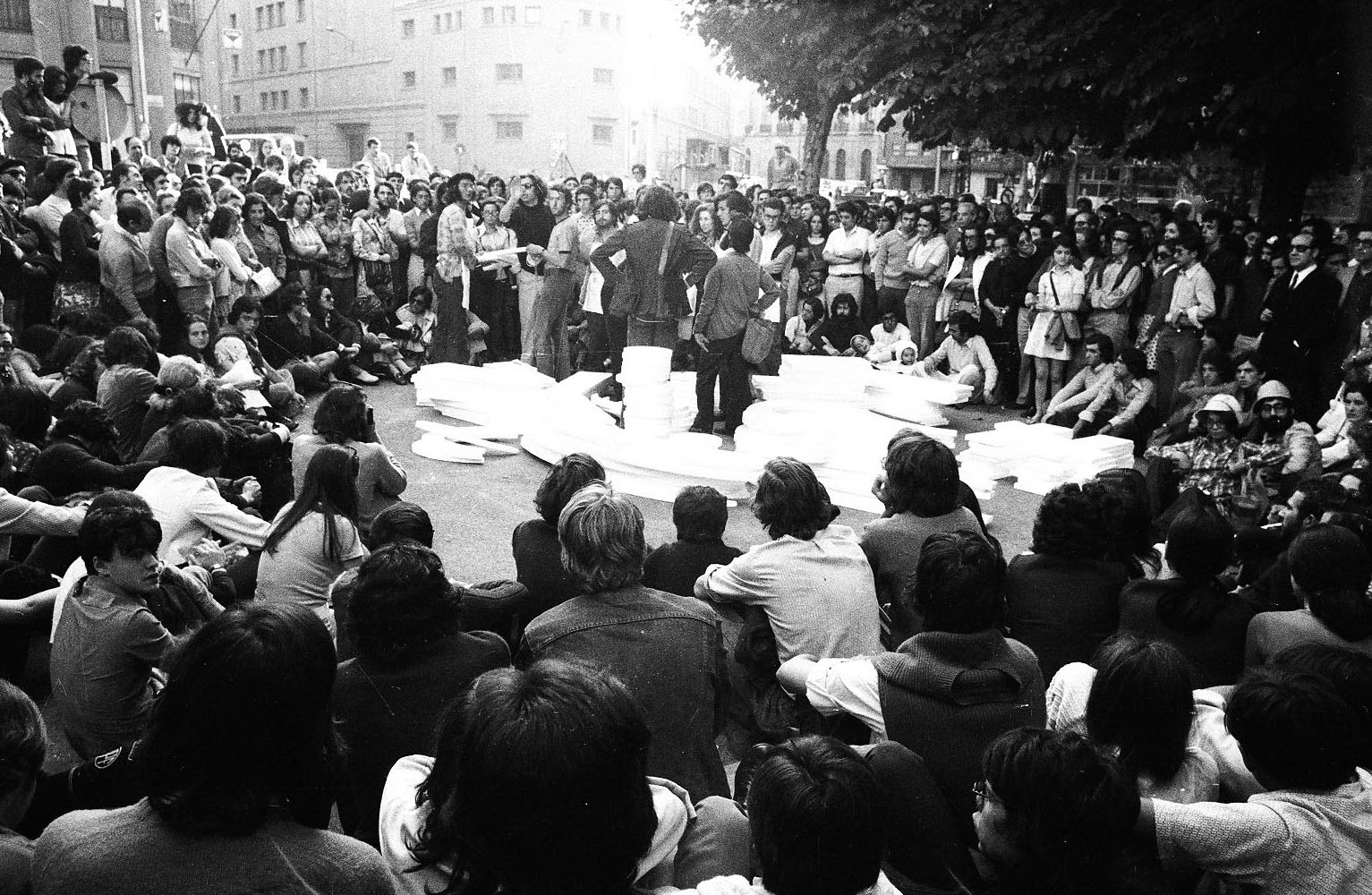 Resultado de imagen de encuentros en pamplona 1972