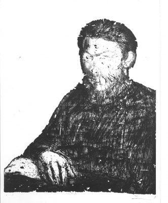 ESLAVA, J.A. Retrato