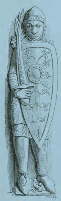 Roldán en la Catedral de Verona. Siglo XII